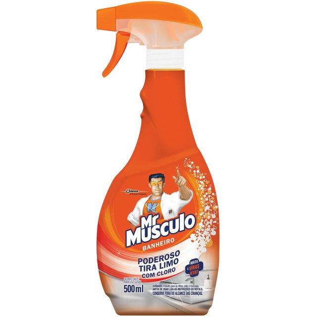 Limpador Mr Músculo Tira Limo 500ml