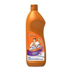 Limpador Mr. Músculo Limpeza Pesada Lavanda 500ml