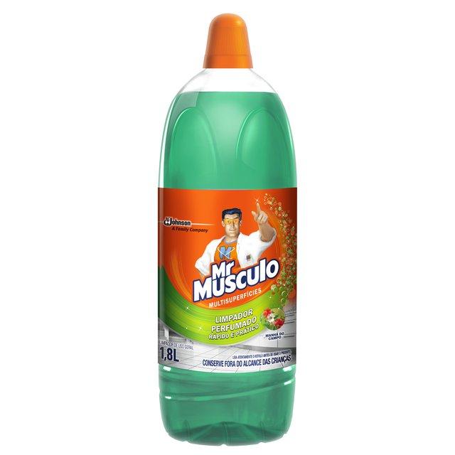 Limpador Mr Músculo Pisos Manhã do Campo 1,8L