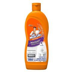 Saponáceo Mr Músculo Cremoso Multiuso Lavanda 200ml