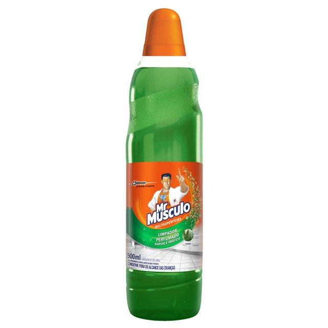 Limpador Mr Músculo Pisos Pinho 900ml
