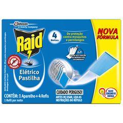 Raid Pastilha Eletr 12h Ap 4 Past
