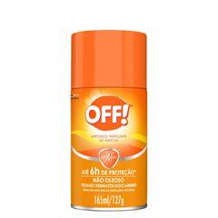 Repelente Off! Family Aerossol 165ml