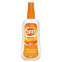 Repelente Off Family Spray 100ml