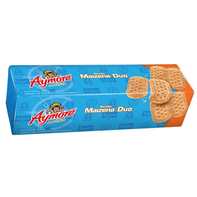 Biscoito Maizena Aymoré Duo 200g