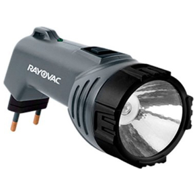Lanterna Recarregável Rayovac Super Led Mini Bivolt