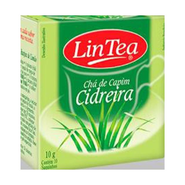 Chá de Cidreira Lintea 10g   Com 10 Saquinhos