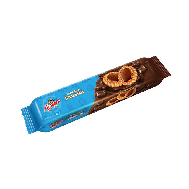 Biscoito Tortini Aymoré Chocolate 90g