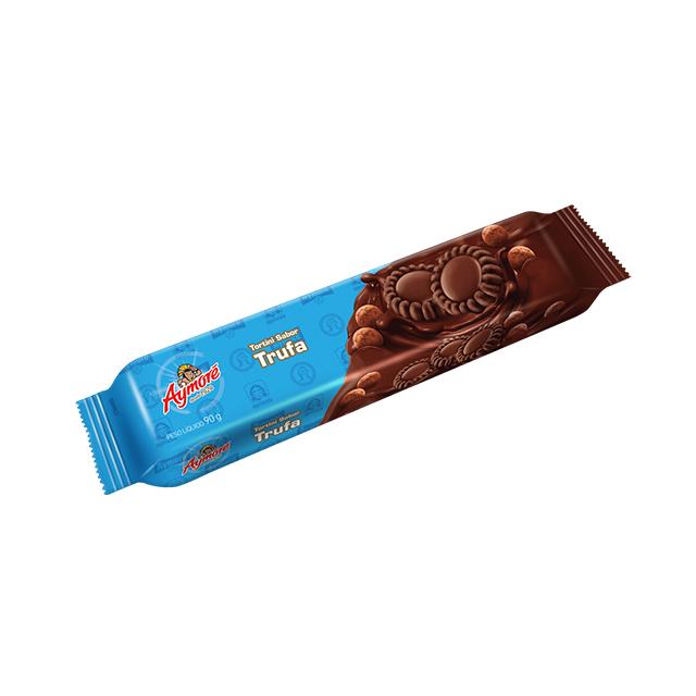 Biscoito Tortini Aymoré Trufa 90g