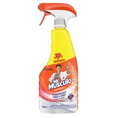 Limpador Mr. Músculo Tira Limo Aparelho 500ml Com 30% De Desconto