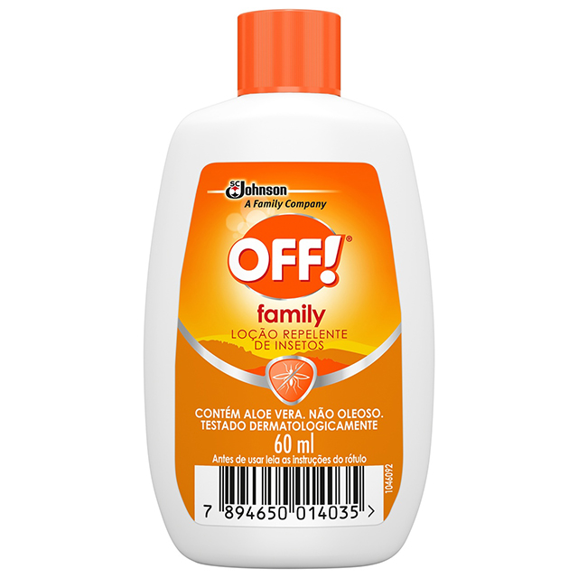 OFF FAMILY LOCAO 60ML