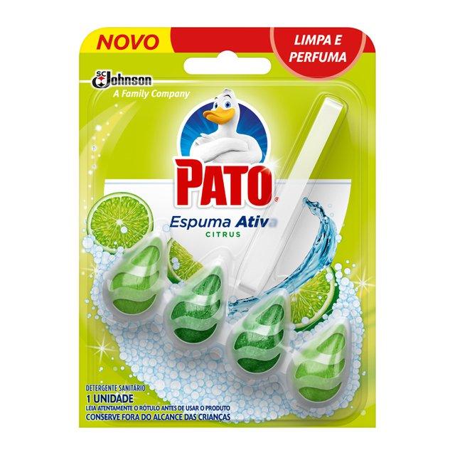 Pato Bloco Espuma Ativa Citrus c/ 1 unidade