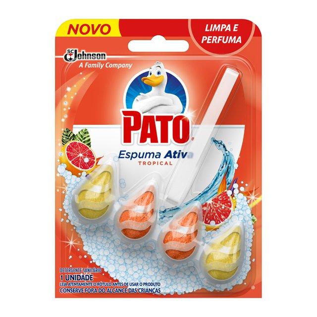 Pato Bloco Espuma Ativa Tropical c/ 1 unidade