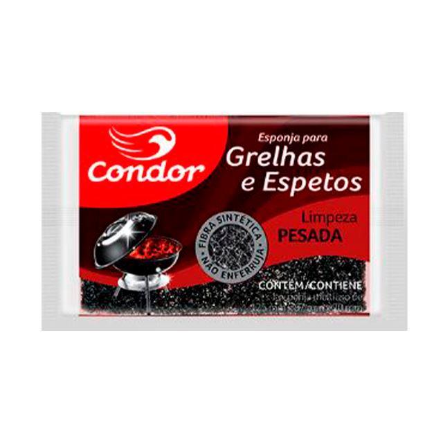Esponja Condor Grelhas E Espetos | Ref: 1535
