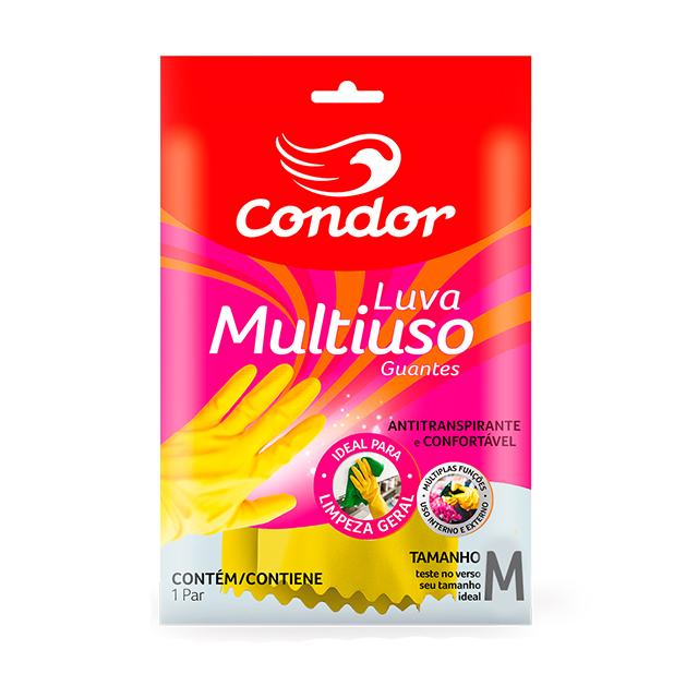 Luva Multiuso Condor Tamanho M