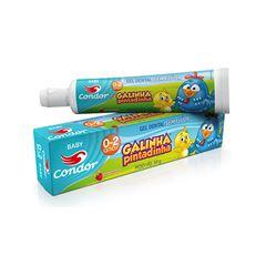Gel Dental Infantil Condor Tigor Baby Bambinos 1 50g | Ref: 3513