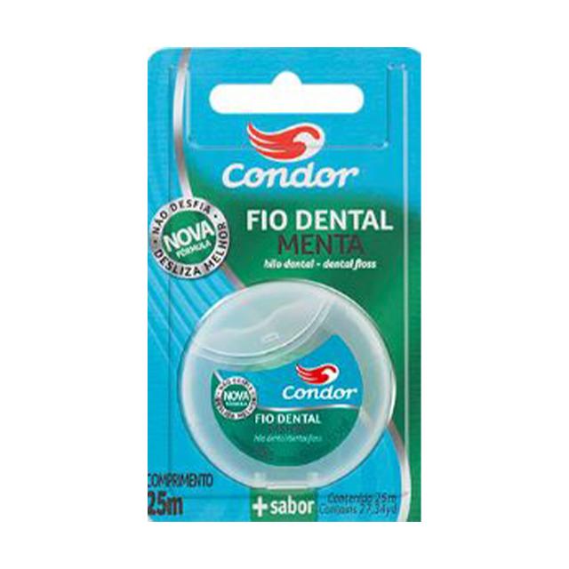 Fio Dental Condor Menta 25M | Ref: 3406