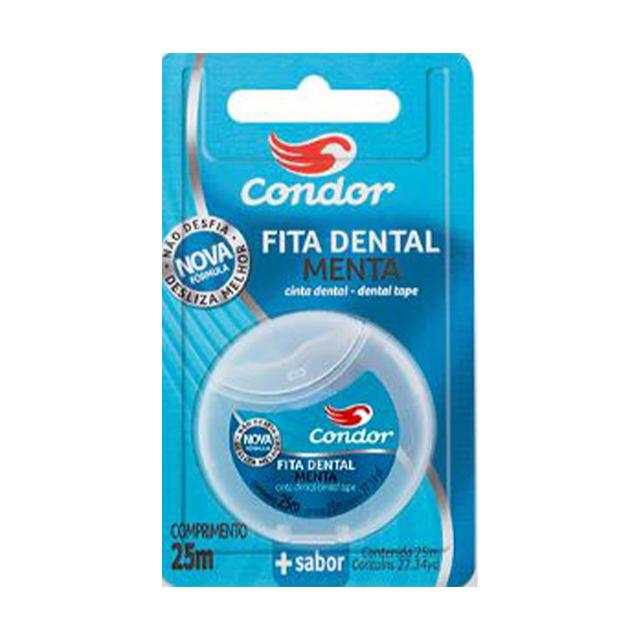 Fio Dental Condor Menta 25M | Ref: 3409