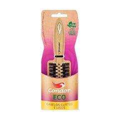 Escova Para Cabelo Condor Eco Redonda | Ref: 6807