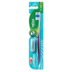 Escova Dental Condor Agile Média | Ref: 3262-1