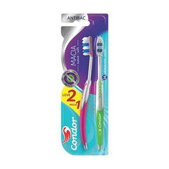 Escova Dental Condor Maxil Leve 2 Pague 1 Unidade