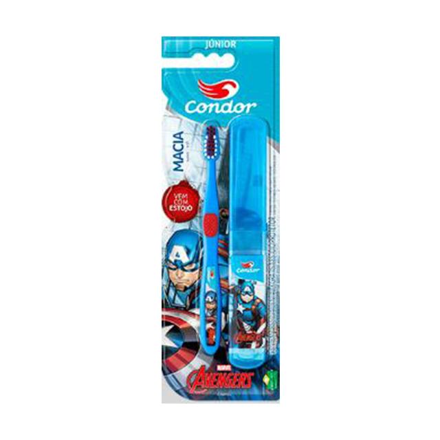 Escova Dental Infantil Condor Vingadores | Ref: 3160-0
