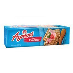Biscoito Cream Cracker Aymoré 200g