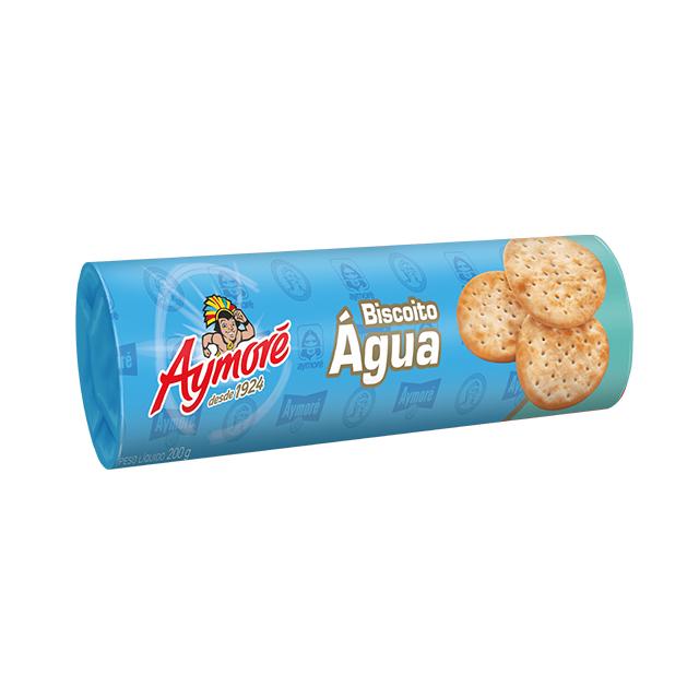Biscoito Água Aymoré 200g