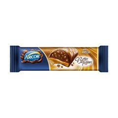 Chocolate Em Barra Arcor Bon O Bon Avelã 40g