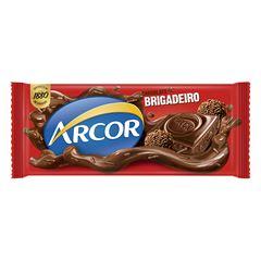 Chocolate Em Barra Arcor Brigadeiro 80g