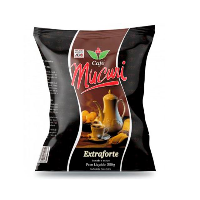 Café Mucuri Extra Forte 500g
