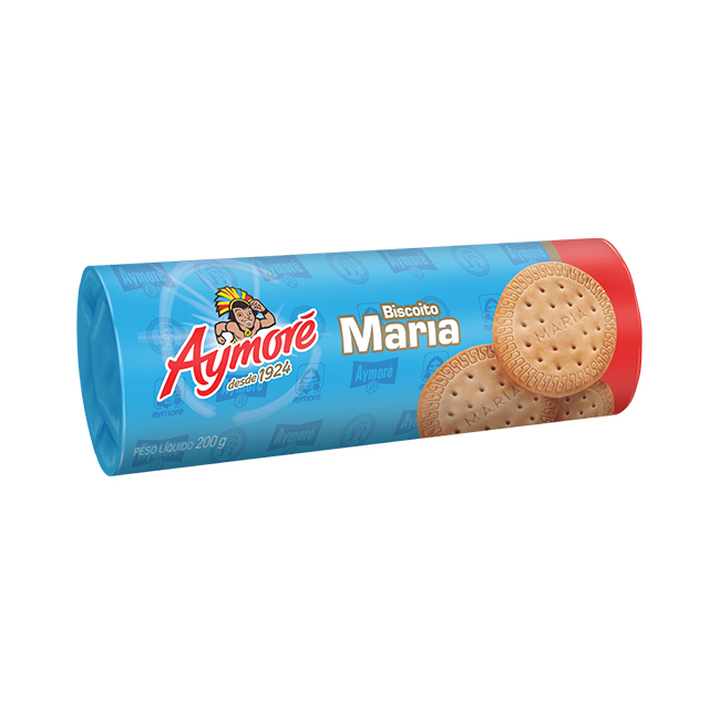 Biscoito Maria Aymoré 200g