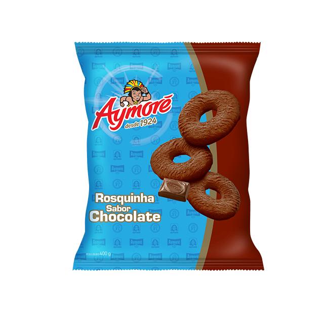 Rosquinha Aymoré Chocolate 400g