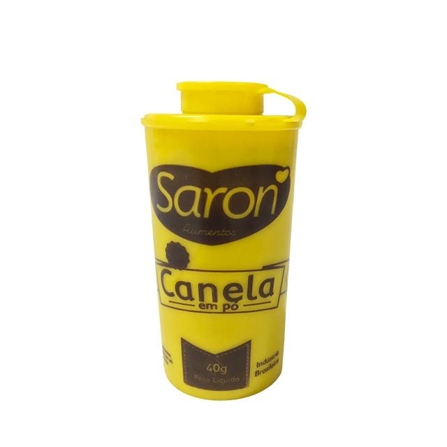 CANELA EM PO TUBO SARON 30GR