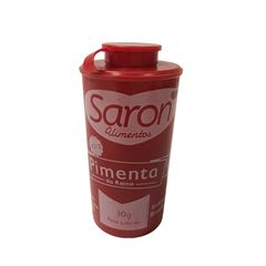 Pimenta Do Reino Tubo Saron 30gr