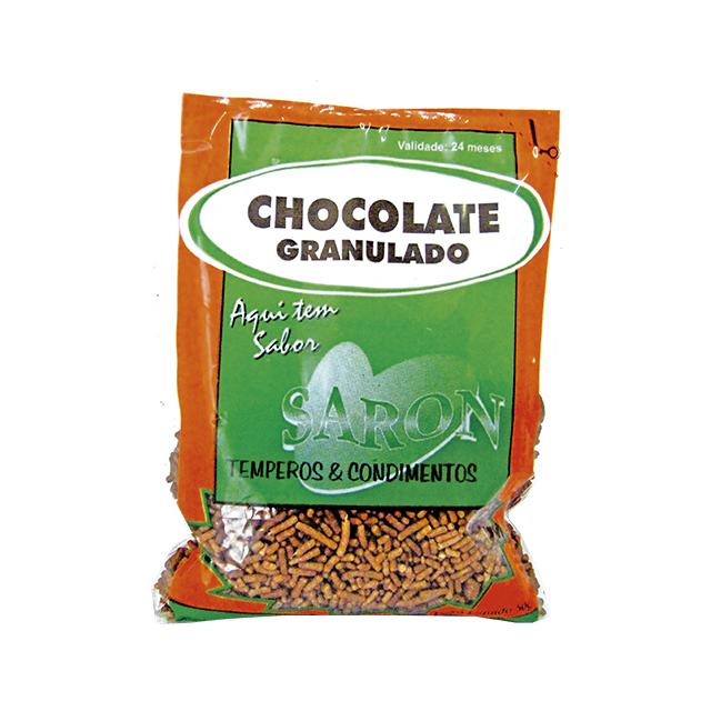 CHOCOLATE GRANULADO ESCURO SARON 50GR