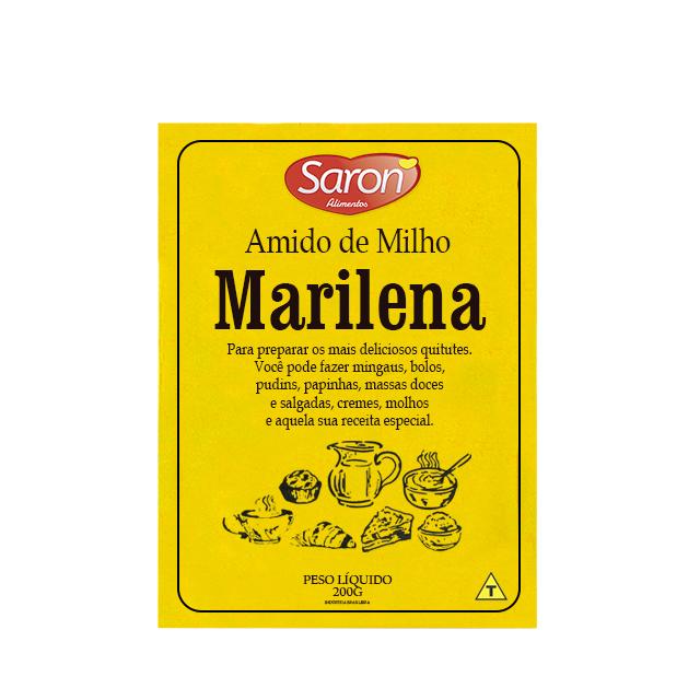 AMIDO DE MILHO MARILENA SARON 200GR