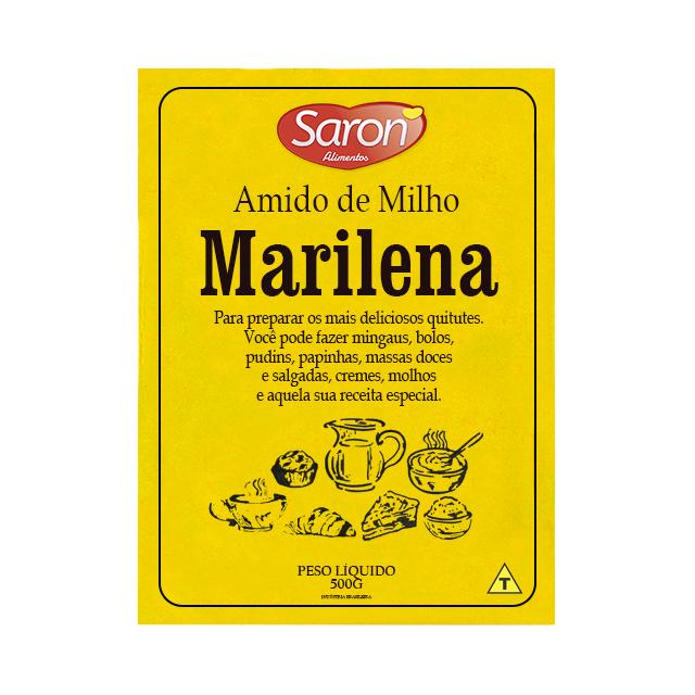 AMIDO DE MILHO MARILENA SARON 500GR