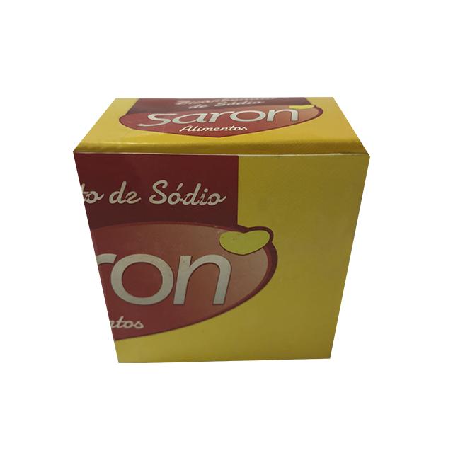 Bicarbonato De Sodio Saron Caixinha 80gr