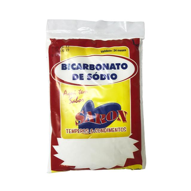 BICARBONATO DE SODIO SARON PACOTE 300GR