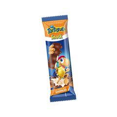 Chocolate Em Barra Arcor Tortuguita Snack Baunilha 28g