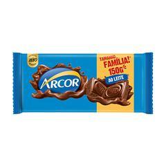 Chocolate Em Barra Arcor Ao Leite 150g