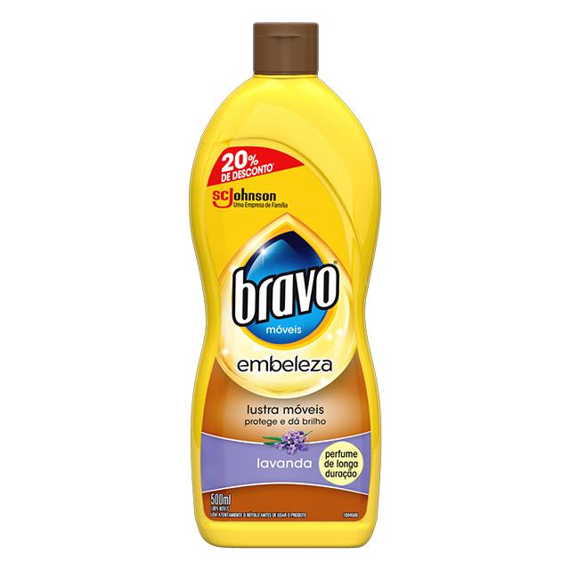 BRAVO BRILHOL L.MOVEIS LAV 500M D20%