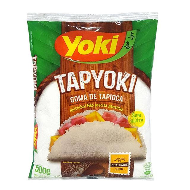 Tapioca Yoki Tapyoki Pacote 500G
