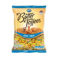 Bala Recheada Arcor Butter Toffees Leite 500g