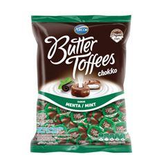 Bala Recheada Arcor Butter Toffees Chokko Menta 500g