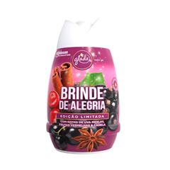 Desodorizador Glade Super Gel Brinde Alegria 170g