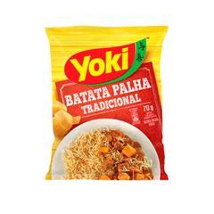 Batata Palha Yoki 70g