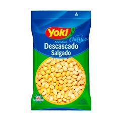 Amendoim Yoki Descascado E Salgado 500g