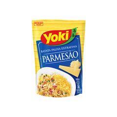 Batata Palha Yoki Extra Fina Parmesao 100g